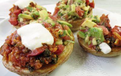 Ziemniaki po meksykańsku