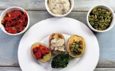 Ziemniaki trójkolowe