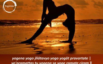 Joga poprzez jogę